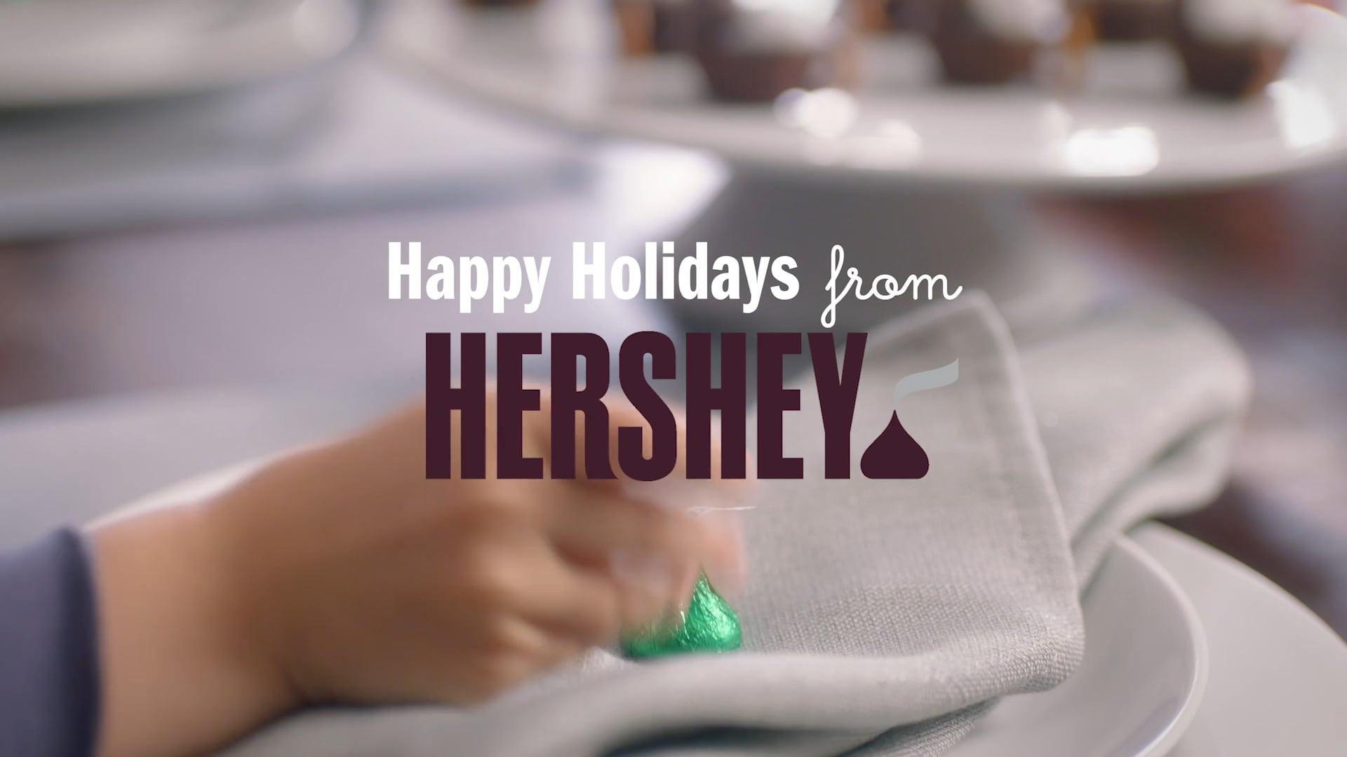 Hersheys Holiday Hints | Beverley Mitchell