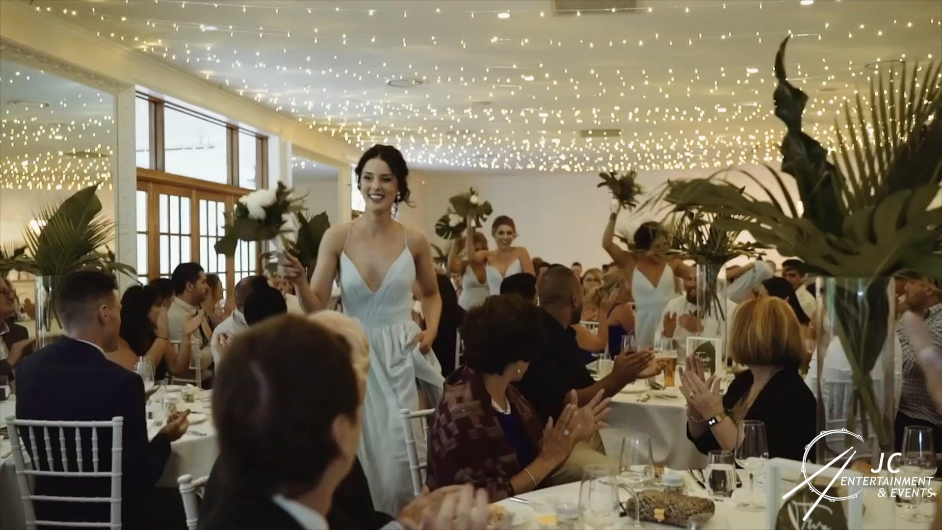 JC Entertainment & Events Weddings