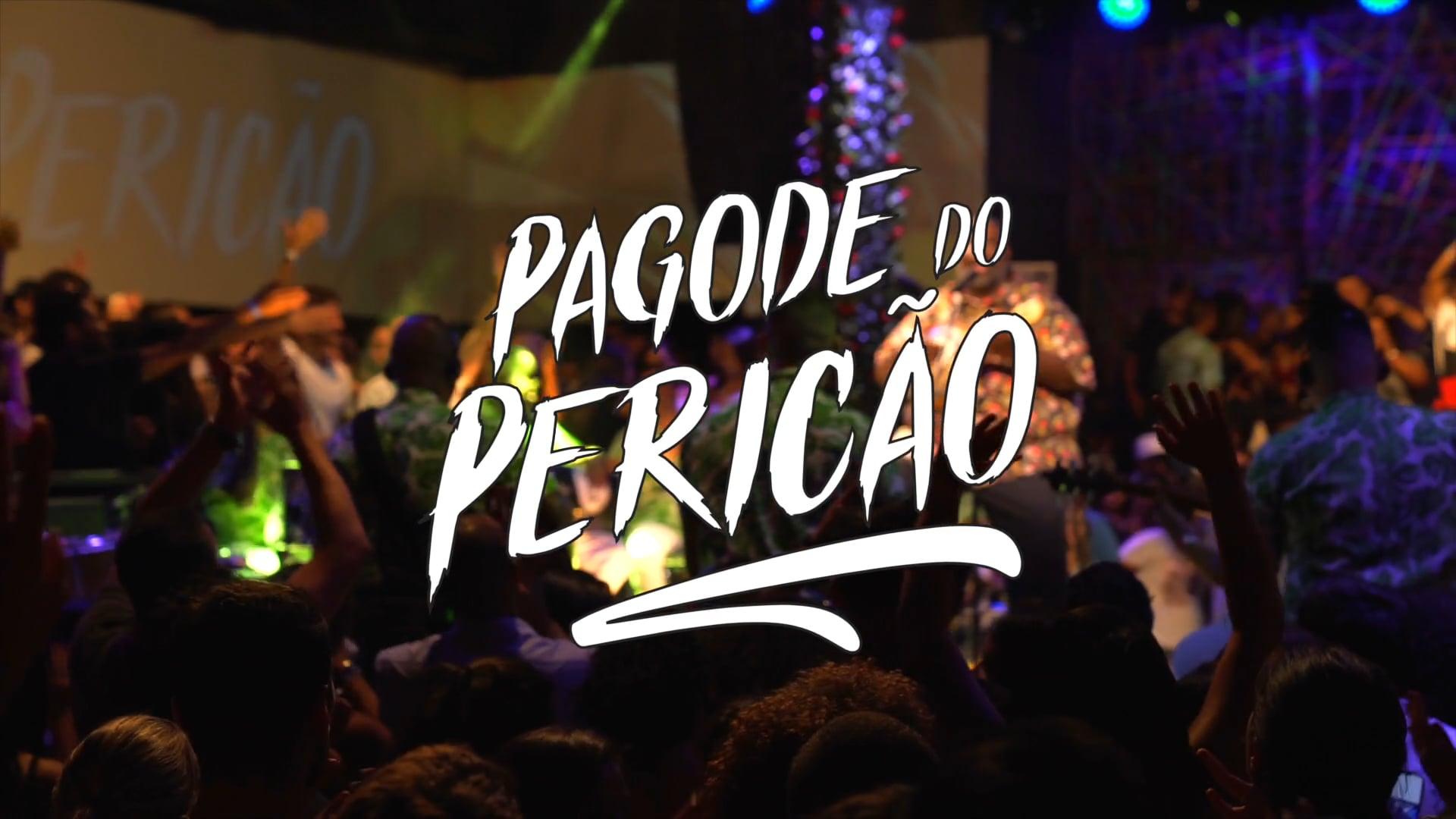 PÉRICLES - TEASER  PAGODE DO PERICÃO -