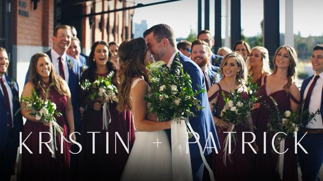 Kristin + Patrick