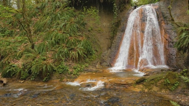Waterfalls and Rivers 1