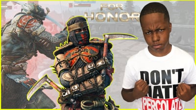 Fighting The Opponent I HATE Most! Let The Grind Begin! - For Honor Gameplay