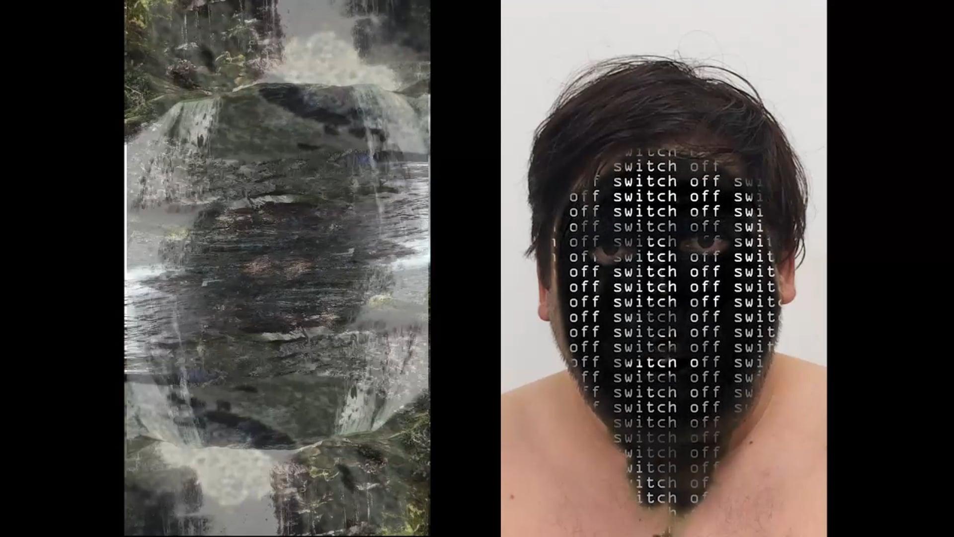 DICHOTOMOUS FLUIDITY/binary vision (Ryan Andrew Regan/Dominic Pillai)