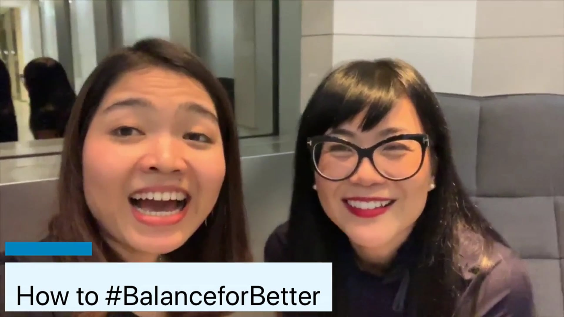 Interview with Laura Cho at MasterClass with Mel Lim hosted by FTI Consulting