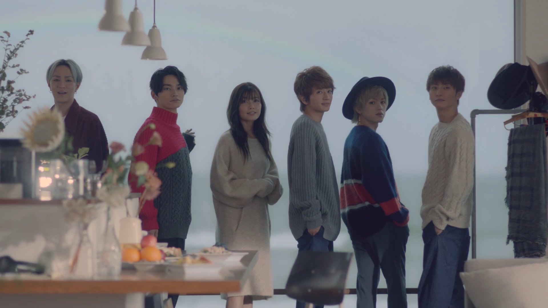 AAA 笑顔のループ MV