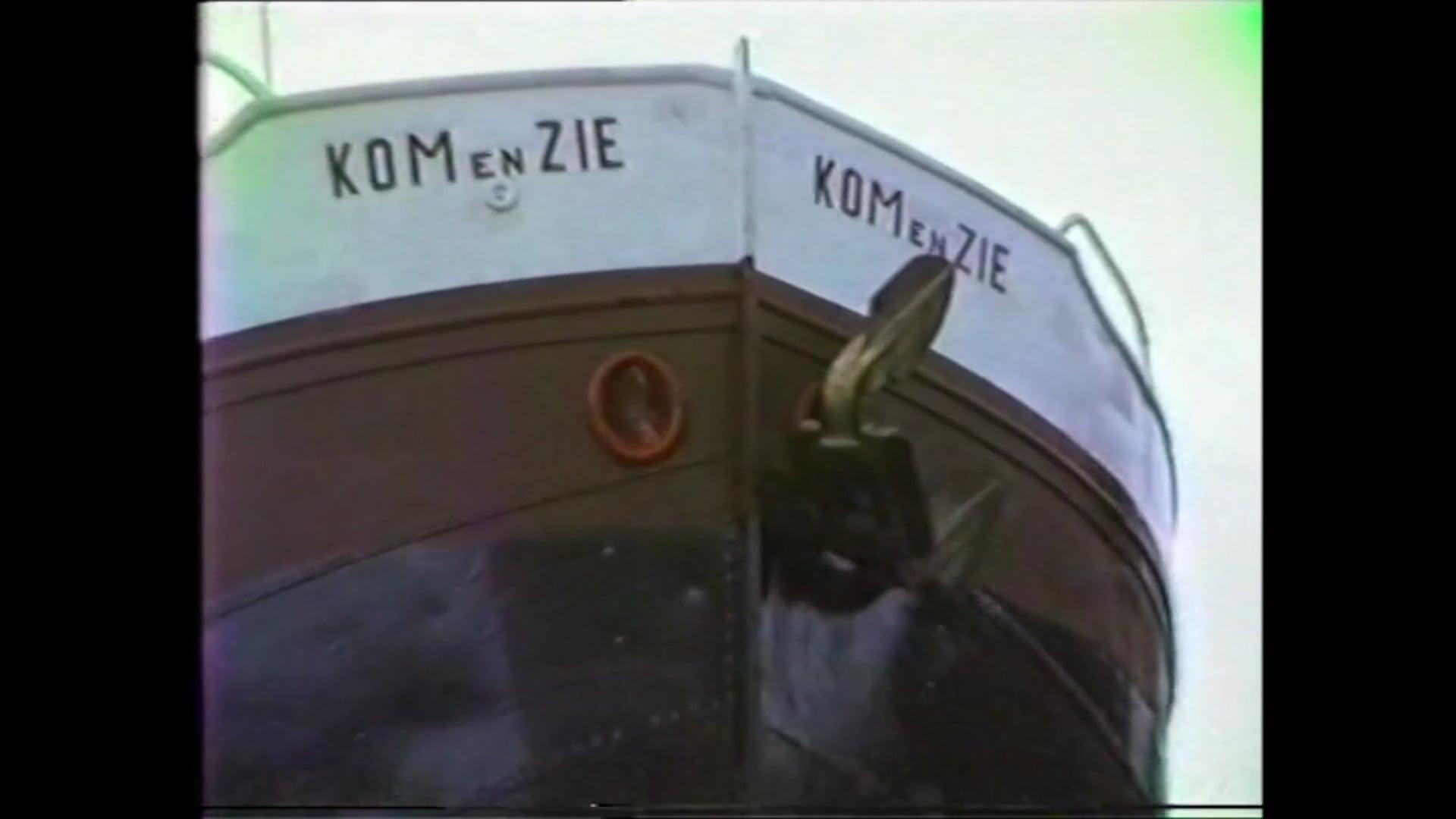 de Kom en Zie boot