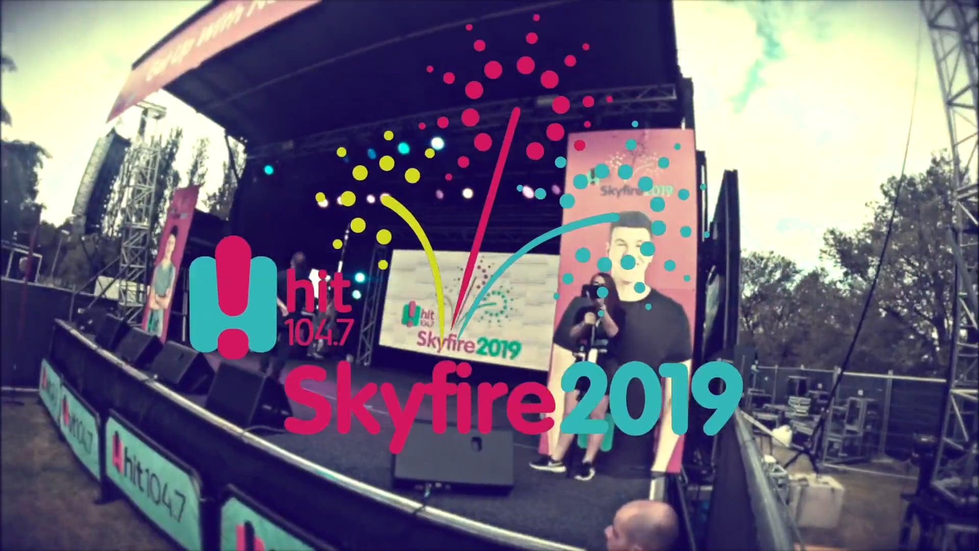 Hit104.7's Skyfire 2019