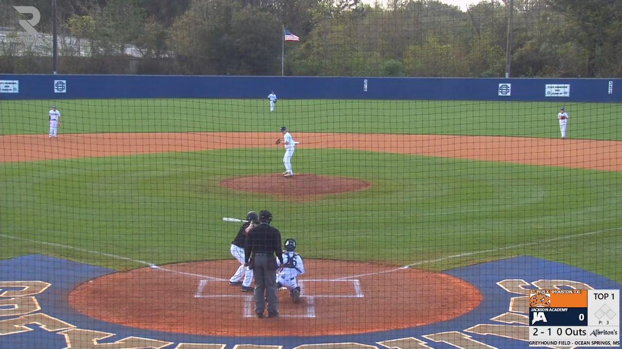 JV Baseball-2019-Mar 12-St. Pius X (Houston, TX)