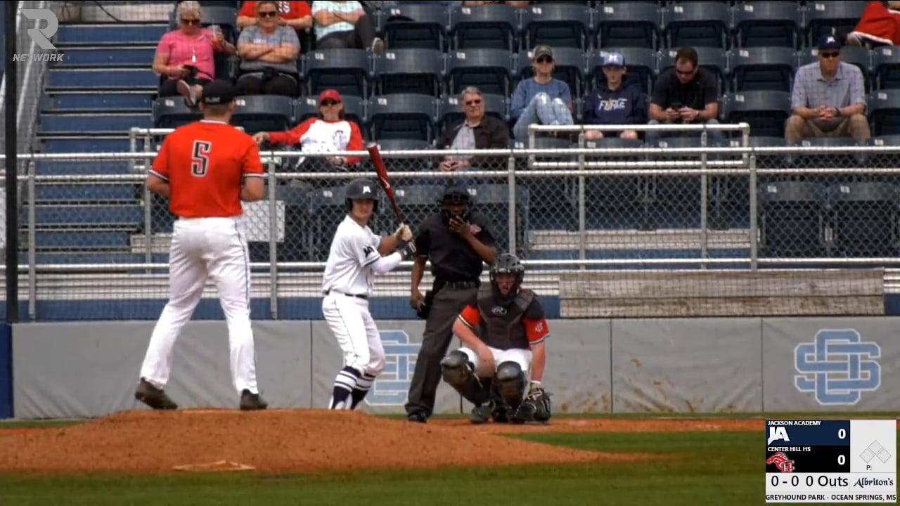 Varsity Baseball-2019-Mar 12-Center Hill