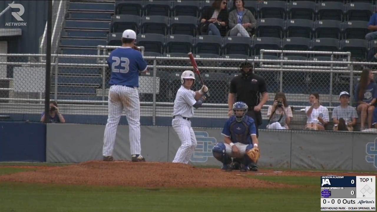 Varsity Baseball-2019-Mar 11-Ocean Springs