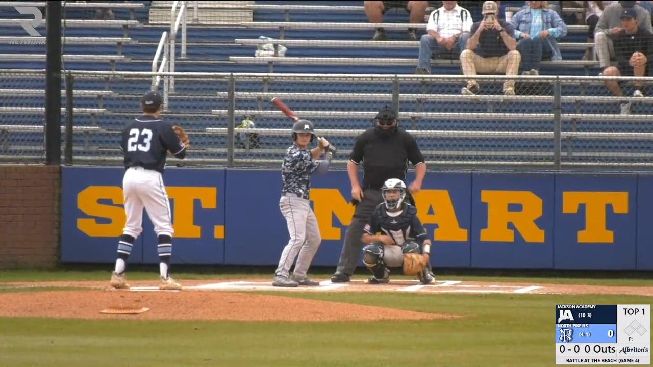 Varsity Baseball-2019-Mar 13-North Pike