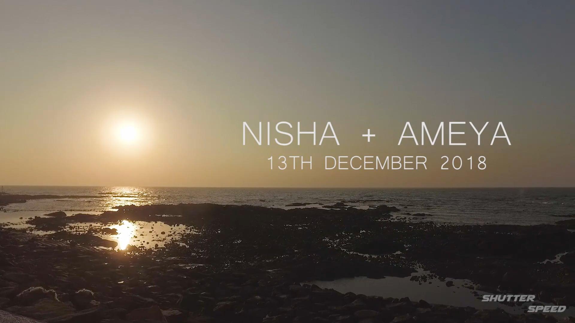 Nisha weds Ameya