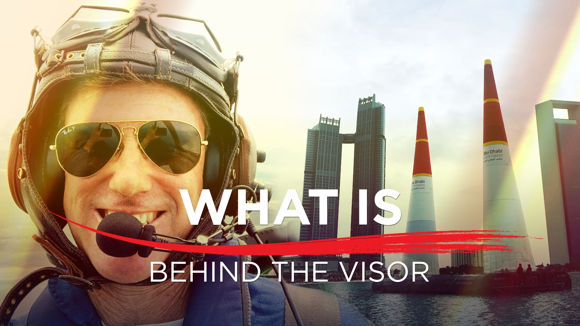 EP.00 - What Is Behind The Visor?