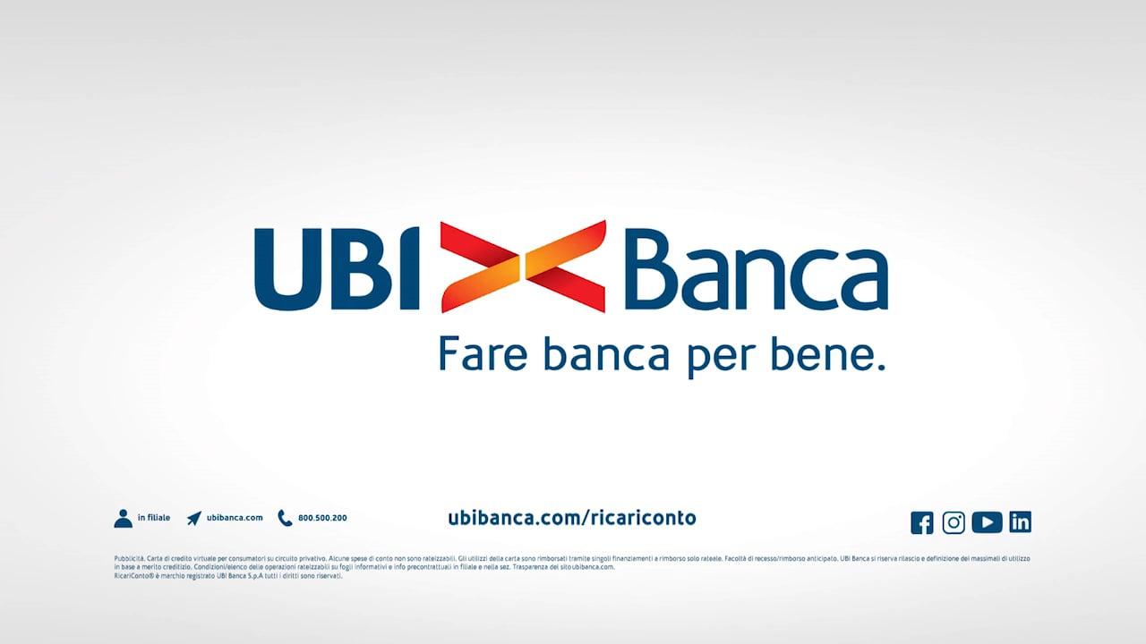 BBDO | UBI Banca | Ricariconto