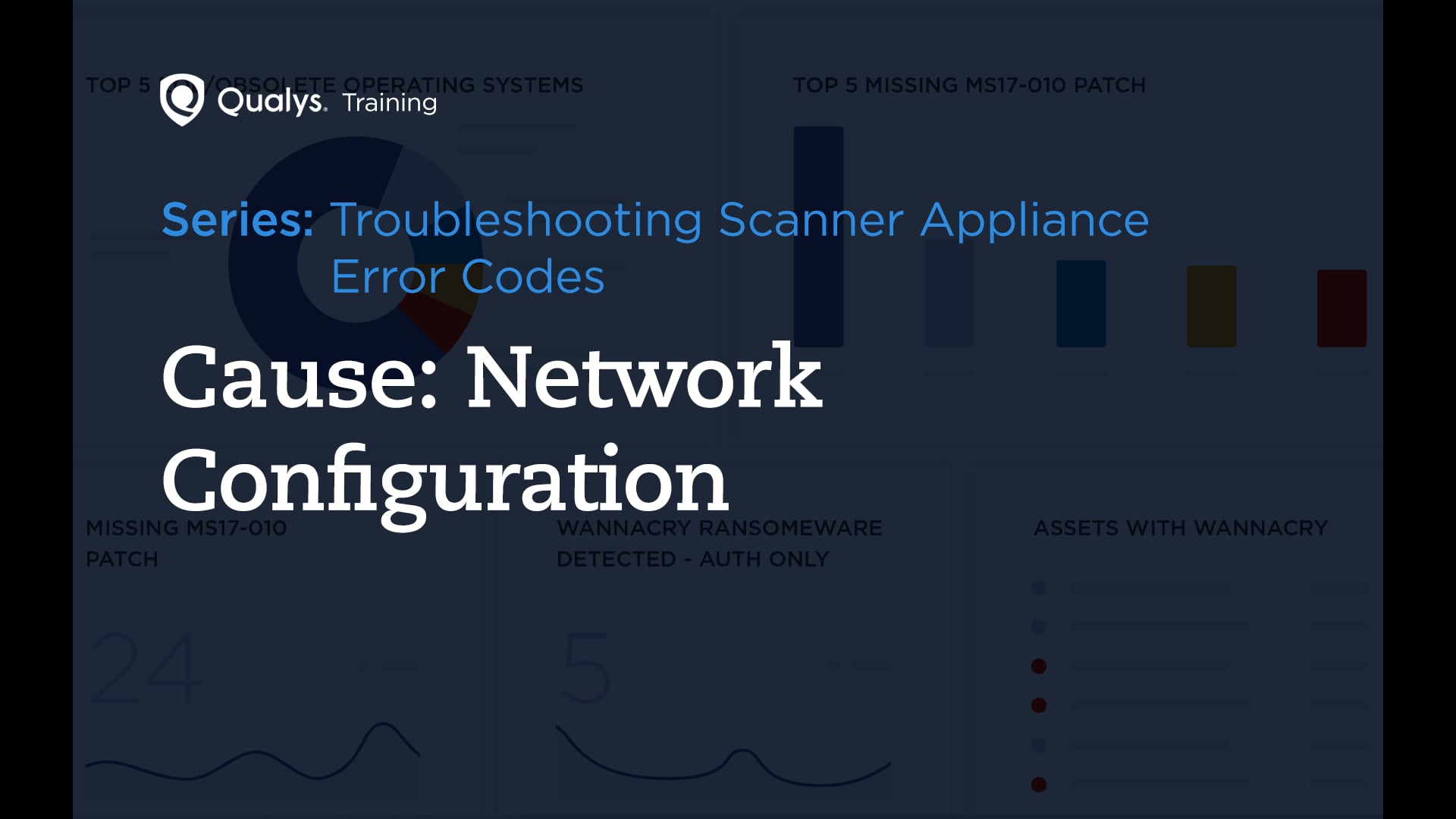 Cause: Network Configuration