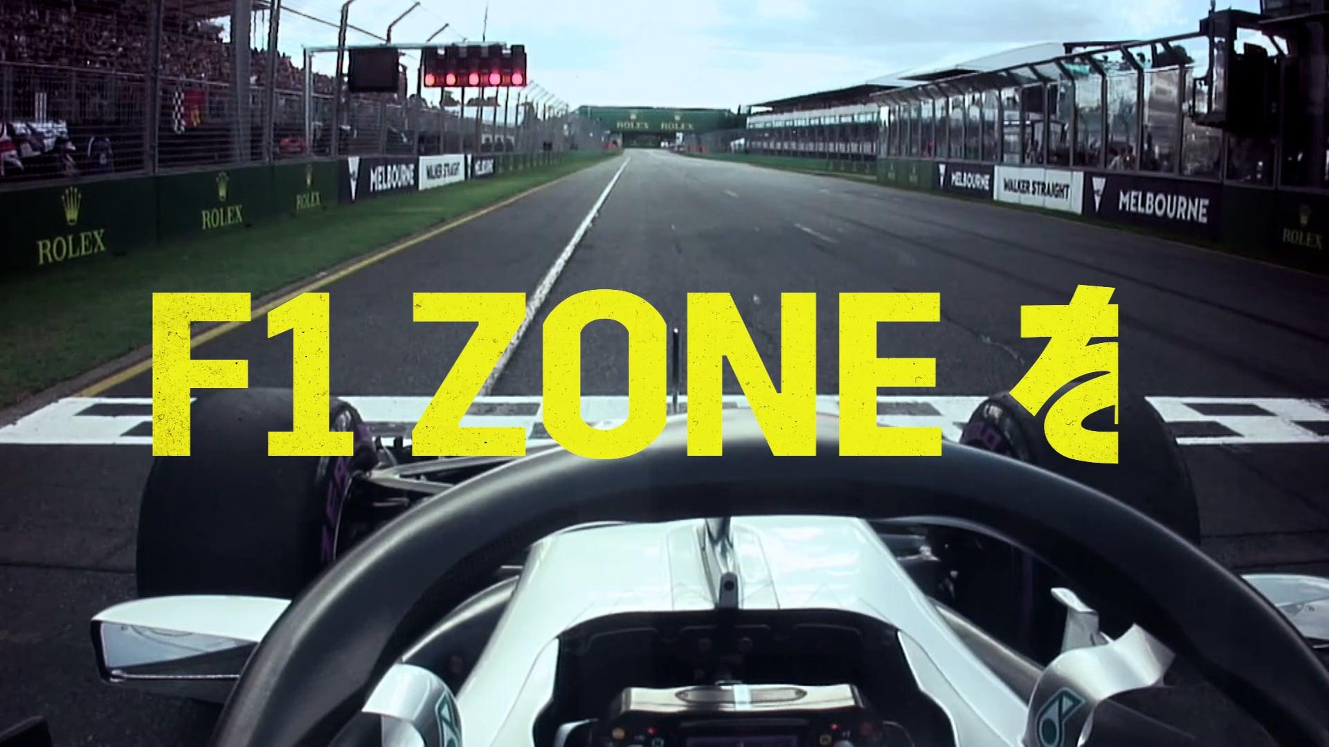 F1 Zone