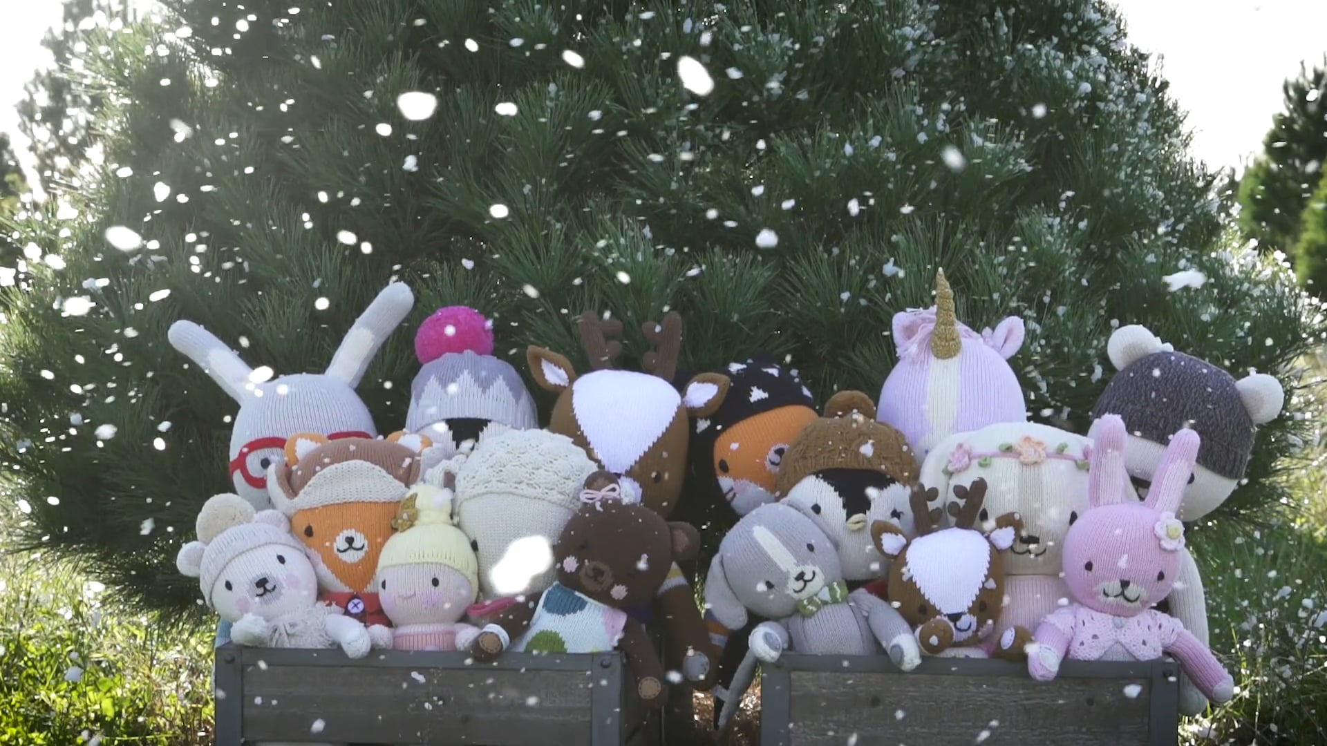 CUDDLE+KIND A Christmas Campaign