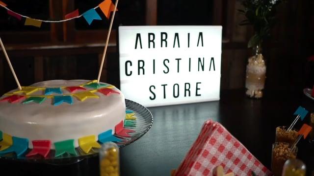 Arraiá Cristina Store