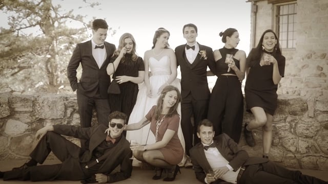 Kristen + Prescott Wedding Teaser - Cherokee Ranch Park + Castle, Sedalia, CO - 1 min
