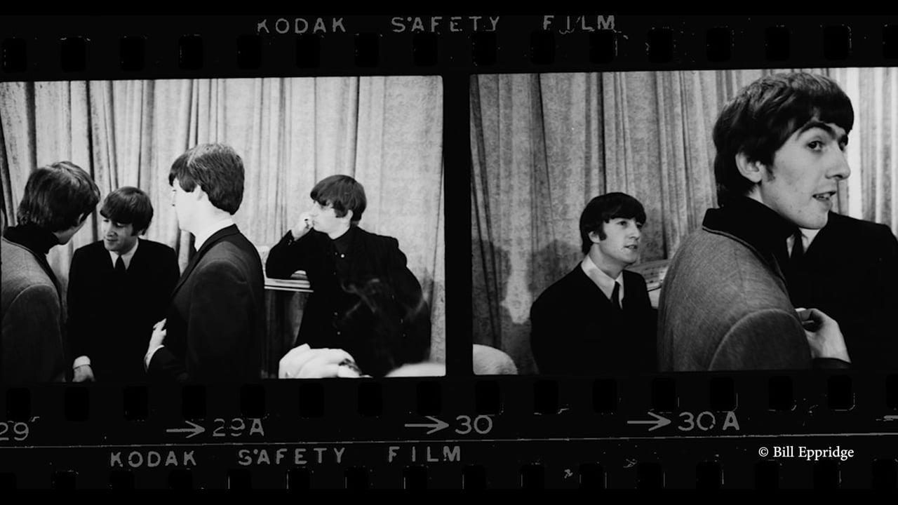Adrienne Aurichio on Bill Eppridge and The Beatles