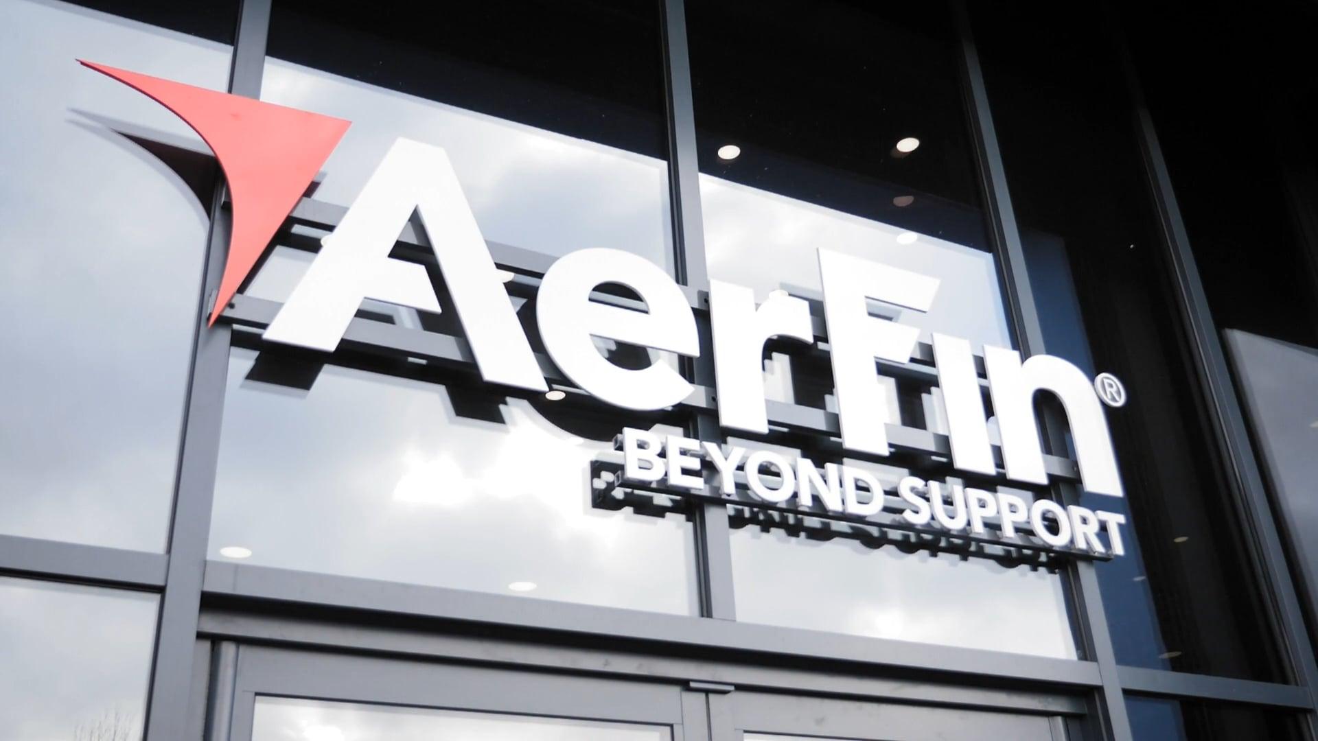 AerFin - National Apprenticeship Week 2019