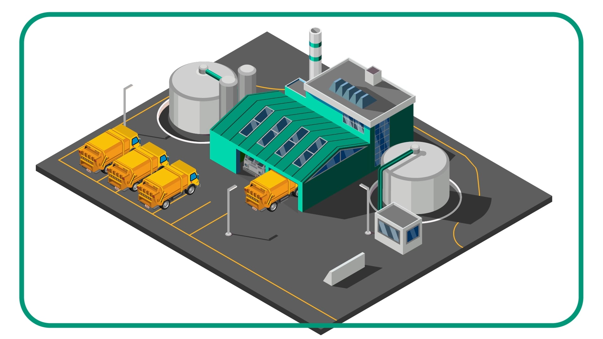Clean Ambiental - Biometanização