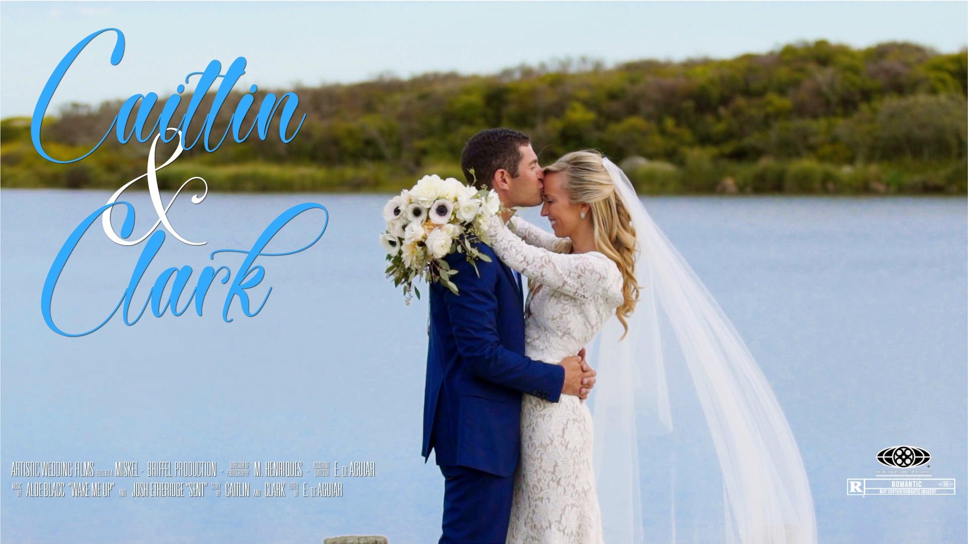 Caitlin & Clark's Wedding Film // Allen Sheep Farm // Martha's Vineyard
