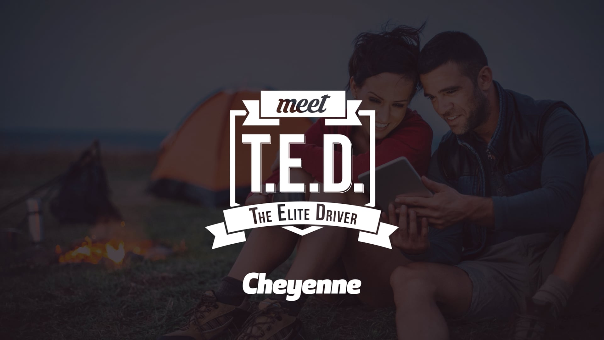 """Meet T.E.D. (The Elite Driver): Cheyenne """"Operation Freedom Driver"""""""