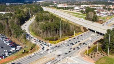 Poplar Road Opens