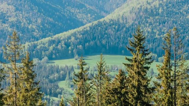 Tatransky National Park 4K HDR