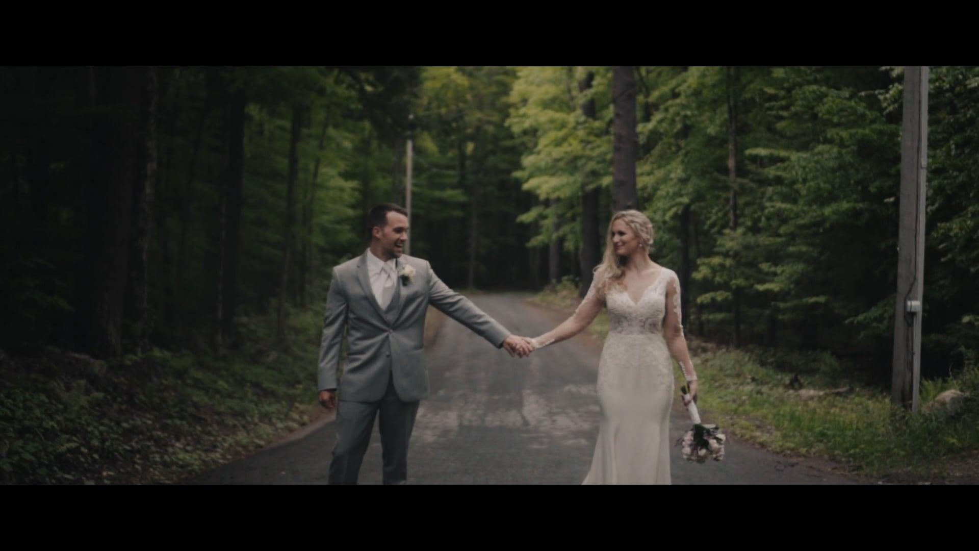Chelsea + Walter, Wedding Film
