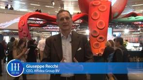 What is Affidea's major development on AI? Giuseppe Recchi, Affidea Group
