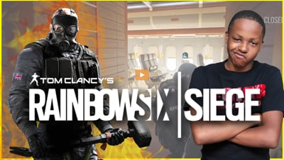 INTENSE Showdown With The Ninjas In Rainbow Six Siege! - Trent Stream