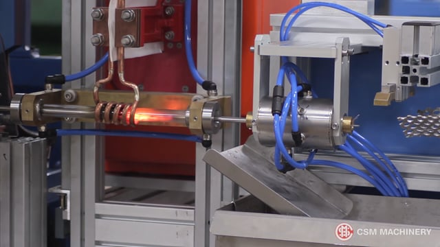 148/03: Induction annealing system for heating elements - Ricottura resistenze con tecnologia ad ind