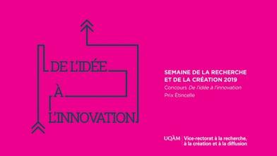 Concours « De l'idée à l'innovation » - Équipe finaliste au Prix Étincelle : Santé sexuelle et réalité virtuelle