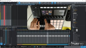 Nagrywam 48 x MIDI w Studio One