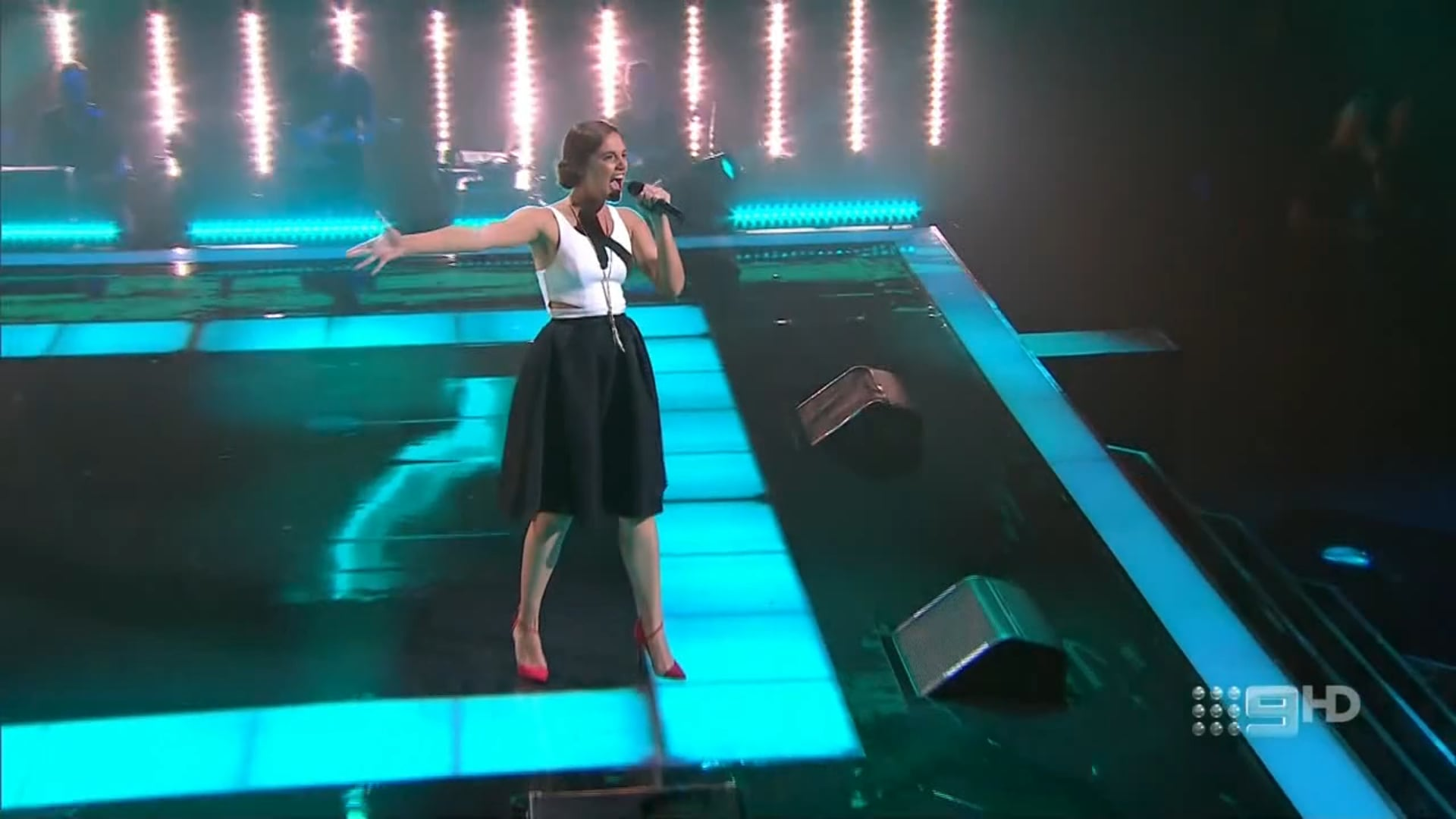 Cry Me A River - Natasha's Blind Audition for The Voice