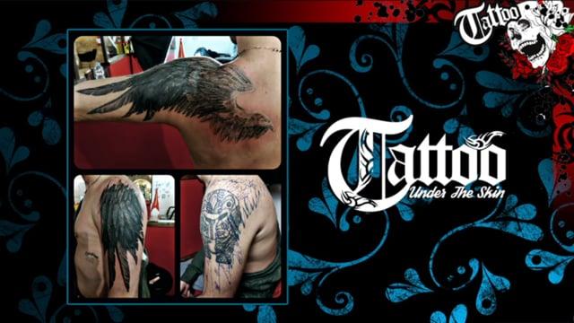 Sax Tattoo - 03