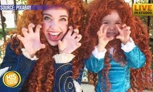 Family Hiring Nanny that Will Dress Like a Disney Princess