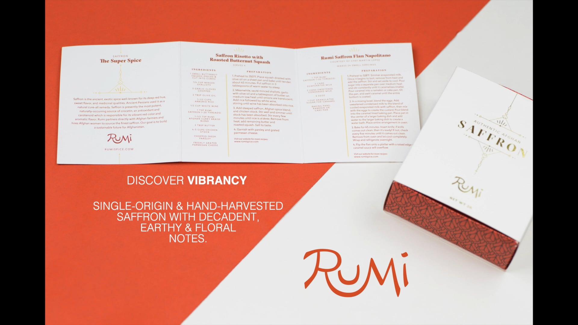 Rumi Spice - Saffron