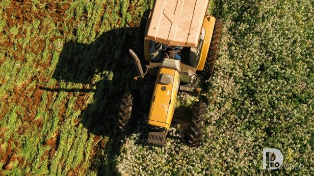 Spring Farming Aerials