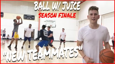 Goals & NEW TEAMMATES For Season 2! Championship Bound?! - BALL with JUICE (SEASON FINALE)