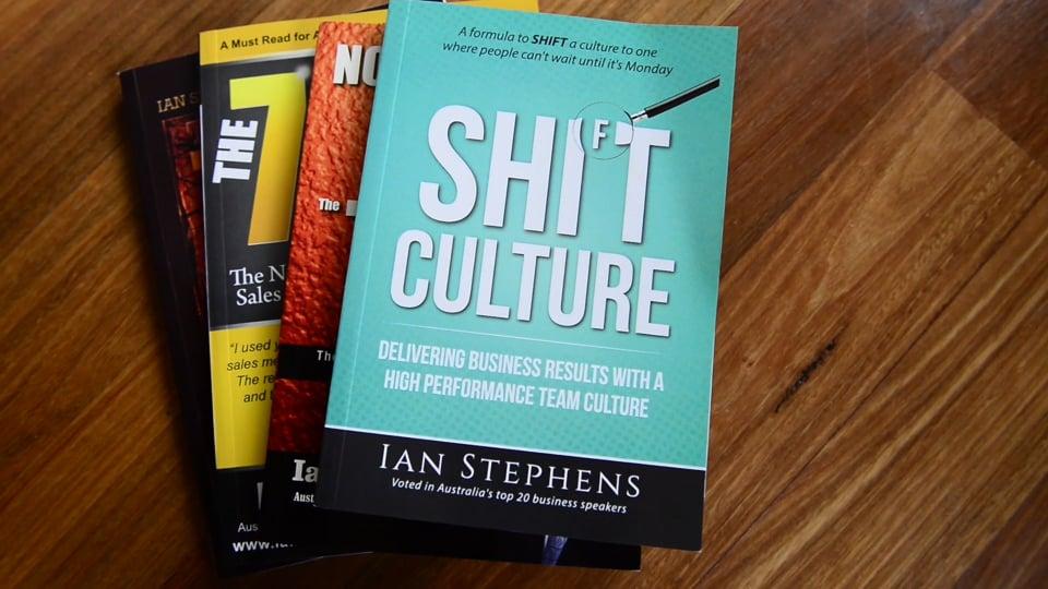 Ian Stephens –Many Faces of PSA