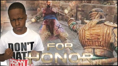 Round 2 Of The Solo Grind, Let's TAP CHEEKS! - Trent For Honor Gameplay