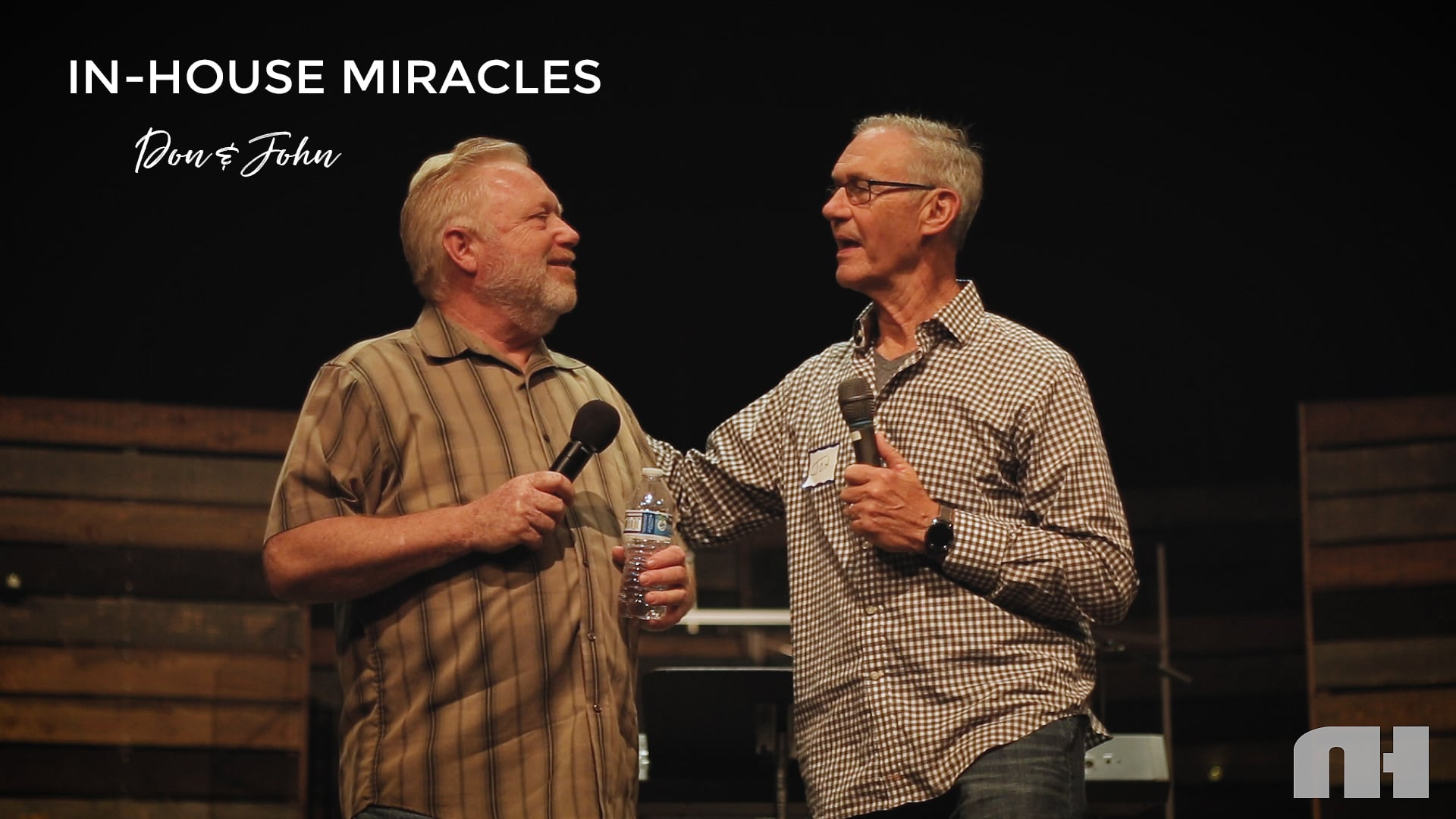 In-House Miracles: Don and Jon