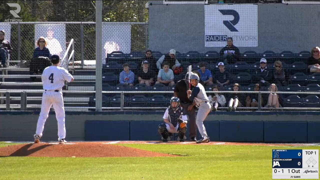 JV Baseball-2019-Mar 19-St. Andrews