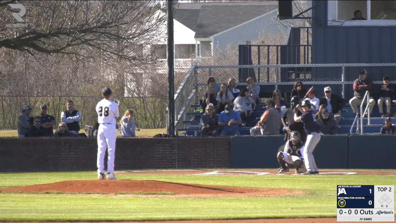 JV Baseball-2019-Mar 21-Washington School