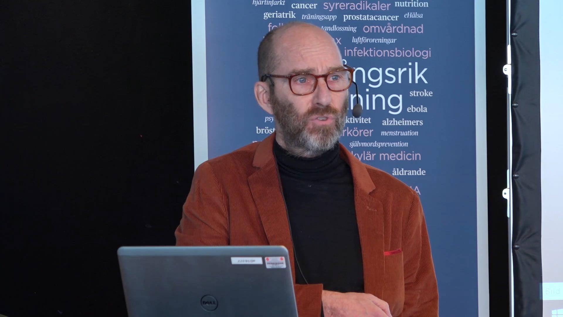 Film: Per Lindqvist: Tjocka hjärtan på spåret, vart är vi på väg?