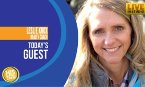 Health Coach Leslie Knox- Determination Over Intimidation