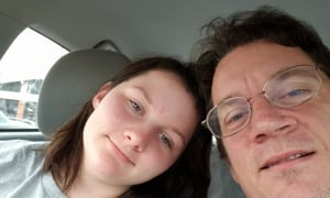Stranger Blesses Dad & Daughter with Casting Crowns Tickets